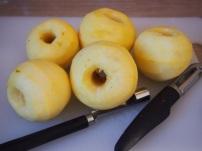 Pommes préparées