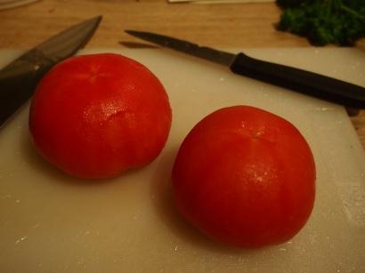tomates mondées