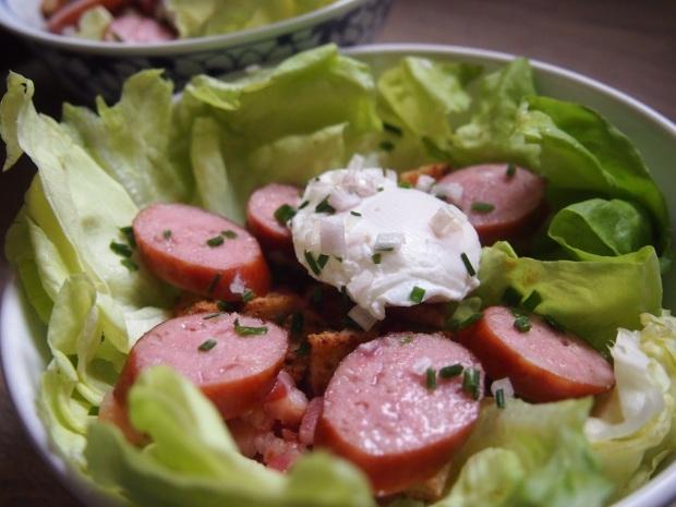 """Salade """"façon"""" niçoise"""